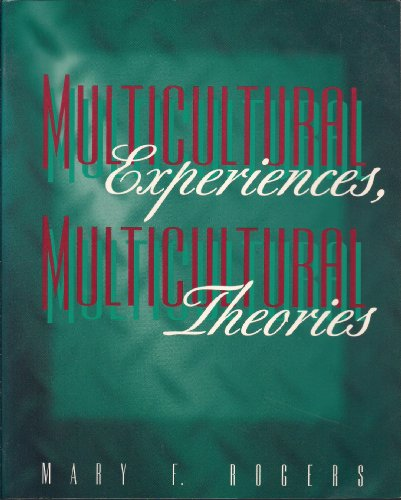 9780070535602: Multicultural Experiences, Multicultural Theories