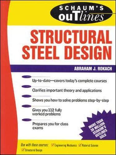 9780070535633: Schaum's Outline of Structural Steel Design