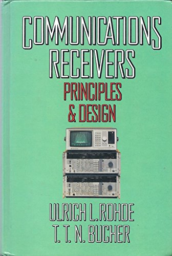 9780070535701: Communications Receivers: Principles and Design