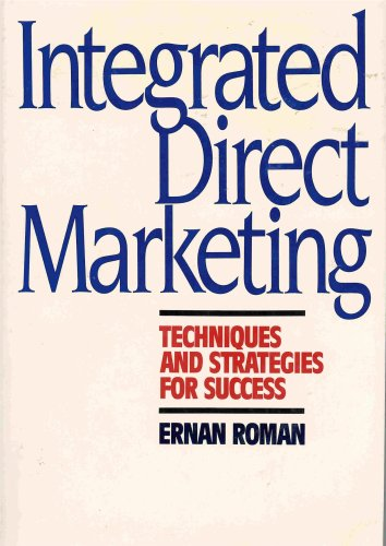 9780070535992: Integrated Direct Marketing: Techniques and Strategies for Success