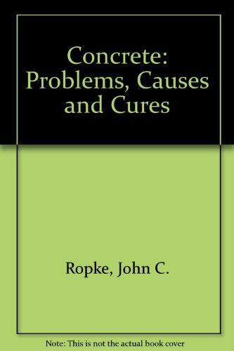 9780070536098: Concrete Problems: Causes and Cures