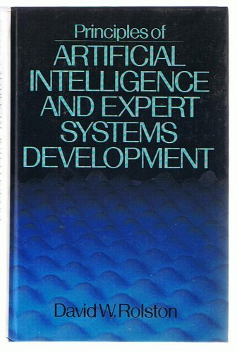 9780070536142: Principles of Artificial Intelligence and Expert Systems Development