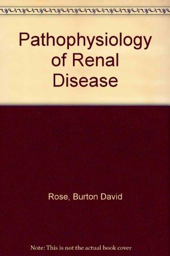 9780070536166: Pathophysiology of Renal Disease