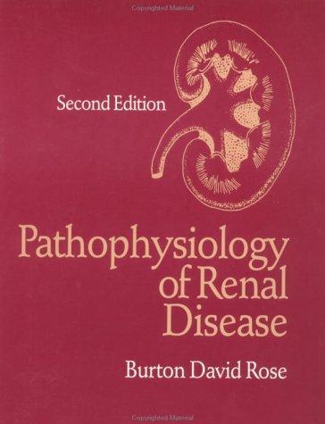 9780070536296: Pathophysiology of Renal Disease