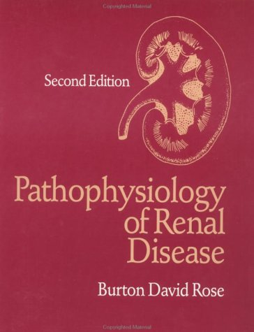 9780070536296: Pathophysiology of Renal Disease