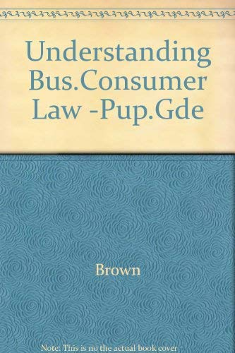9780070536364: Performance Guide for Understanding Business and Personal Law
