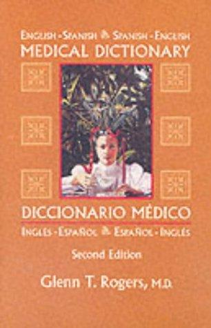 9780070536807: English-Spanish/Spanish-English Medical Dictionary