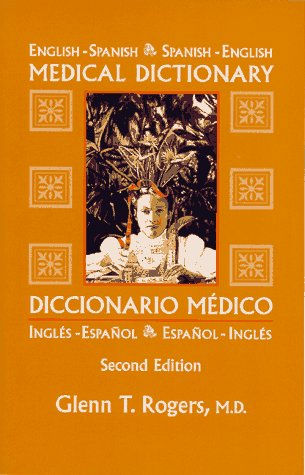9780070536807: English-Spanish/Spanish-English Medical Dictionary