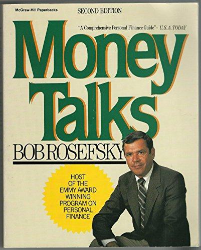 9780070536999: Money Talks