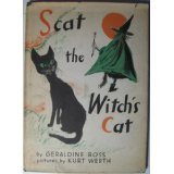9780070538443: Scat, the Witch's Cat