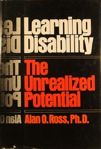 9780070538757: Learning Disability: The Unrealized Potential