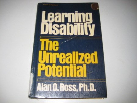 9780070538788: Learning Disability: The Unrealized Potential