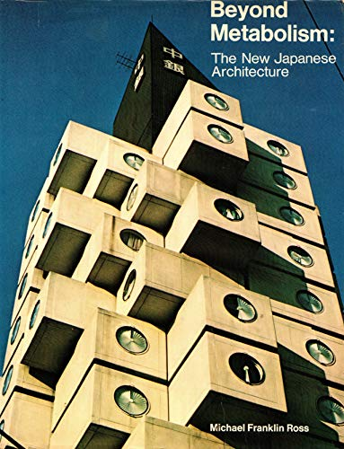 9780070538931: Beyond Metabolism: New Japanese Architecture ('Architectural record' books)