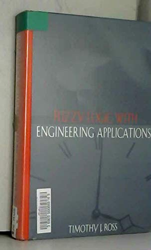 9780070539174: Fuzzy Logic with Engineering Applications