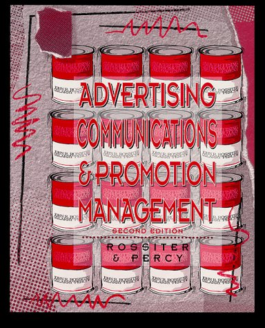 9780070539433: Advertising Communications and Promotion Management (McGraw-Hill Series in Marketing)