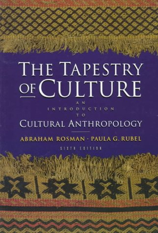 9780070540002: The Tapestry of Culture