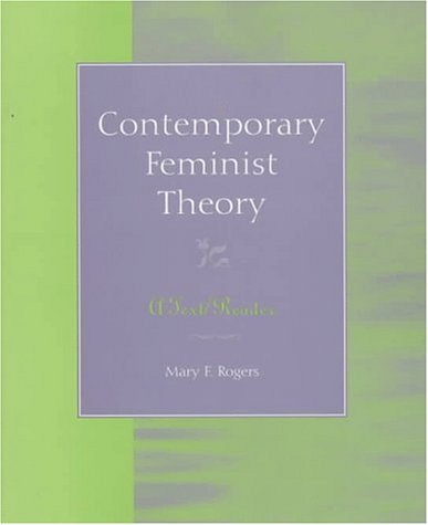 9780070540026: Contemporary Feminist Theory: A Text / Reader