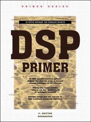 9780070540040: DSP Primer