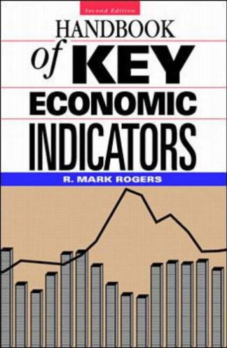 9780070540453: Handbook of Key Economic Indicators
