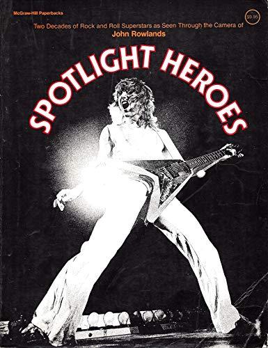 Spotlight Heroes: Rowlands, John