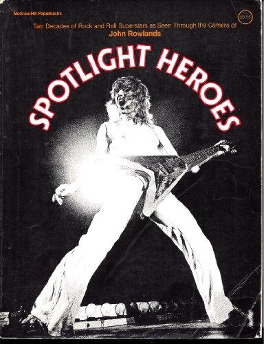 9780070541597: Spotlight Heroes