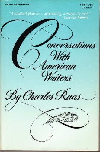 9780070542068: Conversations With American Writers