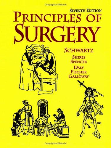 9780070542563: Principles of Surgery