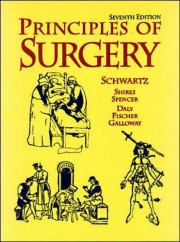 9780070542563: Principles of Surgery
