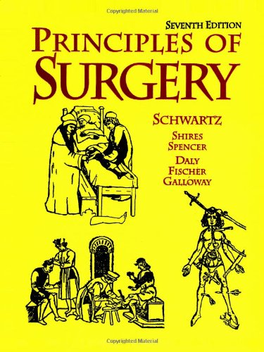 9780070542563: Principles of Surgery, Single Volume