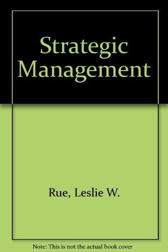 9780070543089: Strategic Management: Concepts and Experiences (Mcgraw Hill Series in Management)
