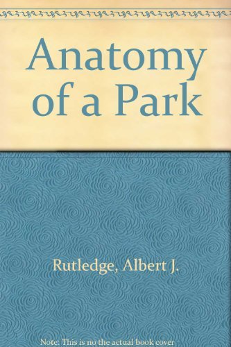 9780070543492: Anatomy of a Park: The Essentials of Recreation Area Planning and Design