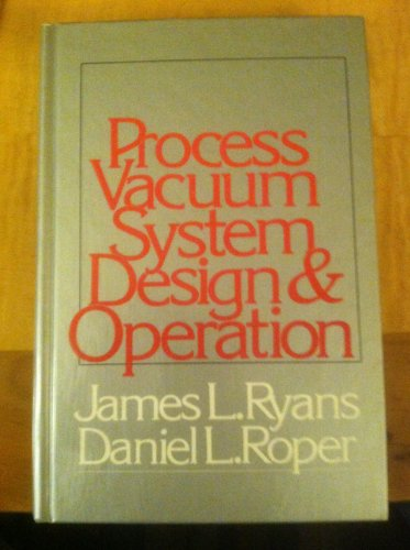 9780070543553: Process Vacuum System: Design and Operation