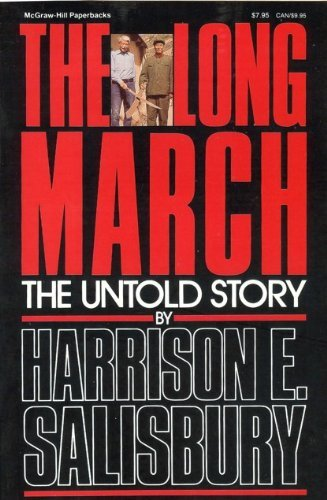 9780070544710: The Long March: The Untold Story