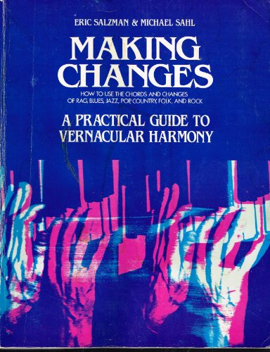 9780070544895: Making changes: A practical guide to vernacular harmony