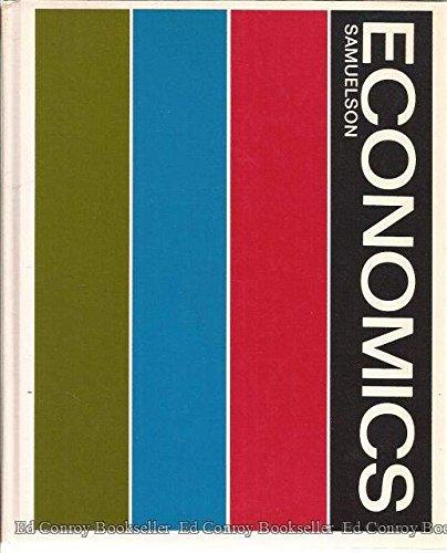 9780070545618: Economics: An Introductory Analysis