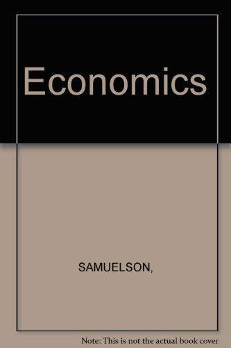 9780070545656: Economics