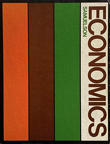 9780070545908: Economics: An Introductory Analysis