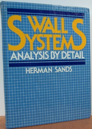 9780070546653: Wall Systems: Analysis by Detail
