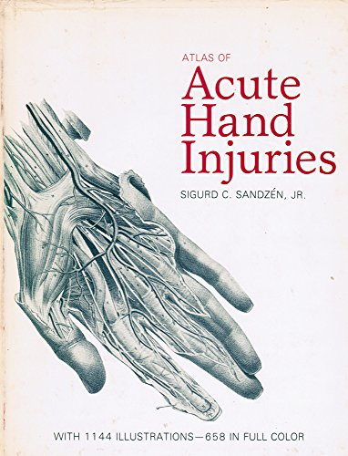 9780070546714: Colour Atlas of Acute Hand Injuries