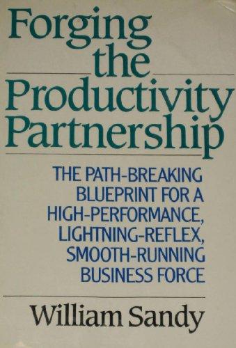 9780070546769: Forging the Productivity Partnership