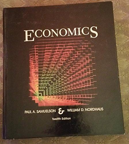 9780070546851: Economics