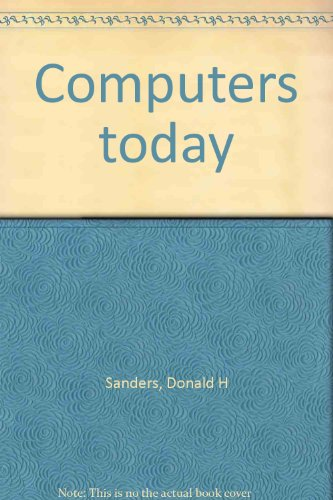 9780070547018: Computers today