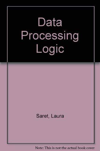 9780070547230: Data processing logic