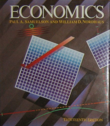 9780070547865: Economics: An Introductory Analysis
