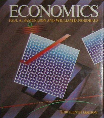 9780070547865: Economics: An Introductory Analysis