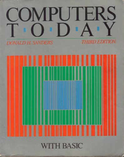 9780070548473: Computers Today, With Basic