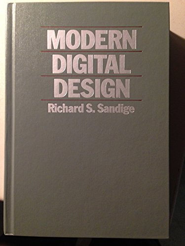9780070548572: Modern Digital Design (Mcgraw-Hill Series in Electrical Engineering)