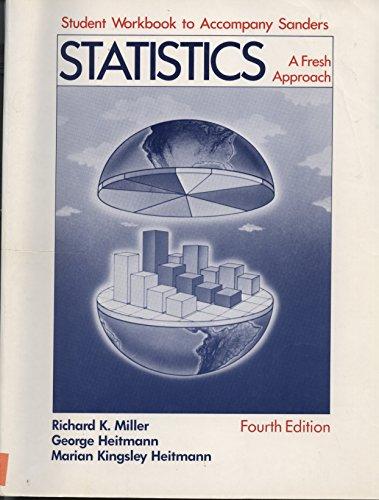 9780070548831: Statistics:Fresh Approach -Sg -Wb/15