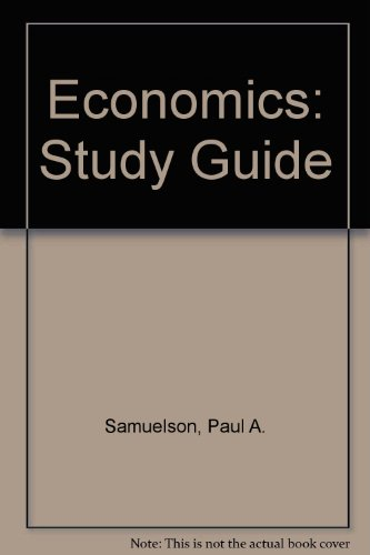 Economics: Study Guide: Paul A. Samuelson,