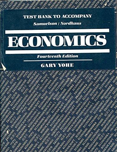 9780070548893: Economics -Ptb -Wb10